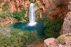 Havasu Falls Overlook