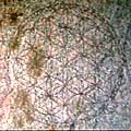 'The Flower of Life' original from the Osirion
