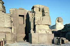 The Sphinx Temple